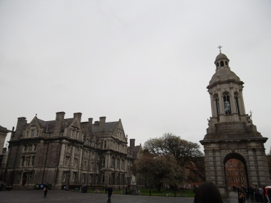 Trinity College, Dublin, Ireland