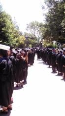 Graduation Day at UC Santa Cruz