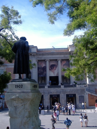 Prado, Madrid, Spain