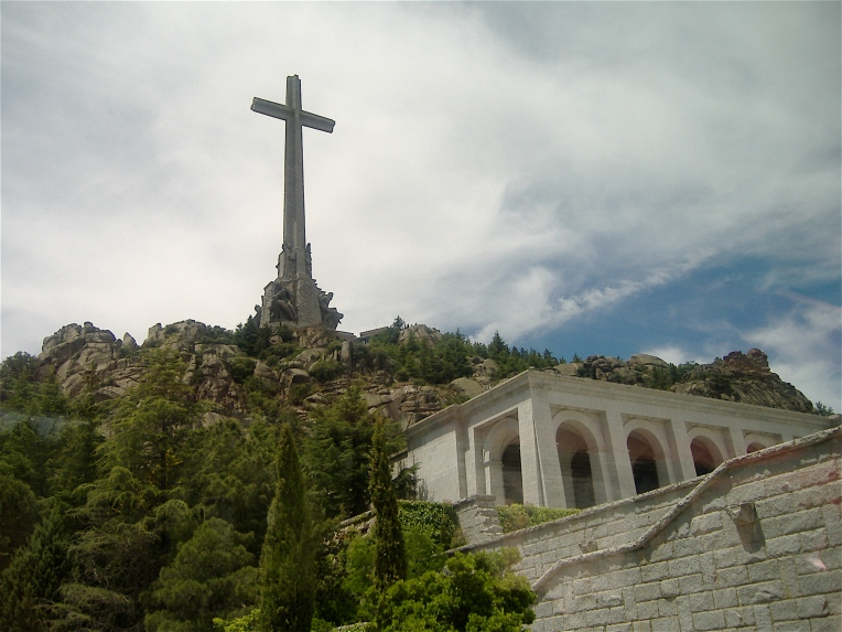 Burial site of Franco, Spain