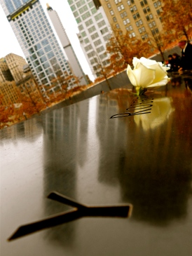 9/11 Memorial, NYC