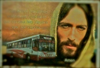 On the Bus in Costa Rica