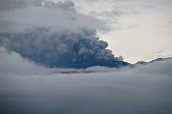 Nov. 1st Eruption