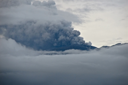 Nov. 1st Eruption