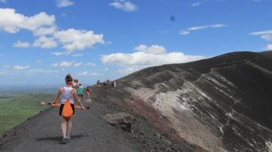 Volcano Boarding, Cerro Negro