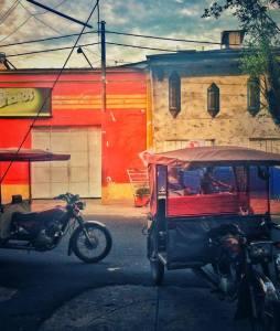 Mototaxis, Iquitos, Perú